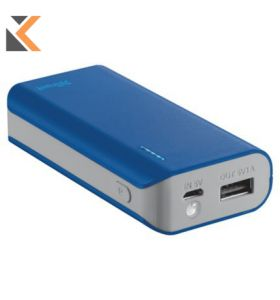 Primo PowerBank [4400] blue Portable Charger