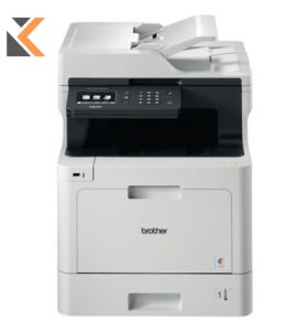 Brother - [DCP-L8410Cdw] A4 Colour Laser Printer