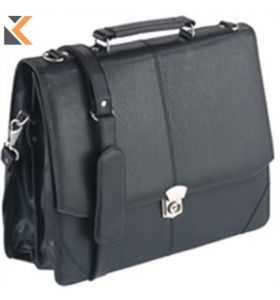 Falcon Leatherette Executive - [Briefcase]