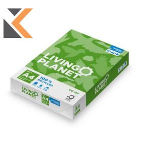 Lenzing-Copy Right White Paper A3 80Gsm - [Ream Of 500 Sheets]