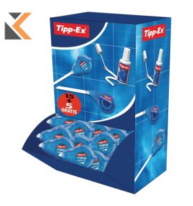Tipp-Ex Easy Refill Correction Roller - [Box of 15 + 5 Free]
