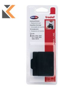 Trodat 5206/5460 Self Inking Refill Black Pad - [Pack of 2]