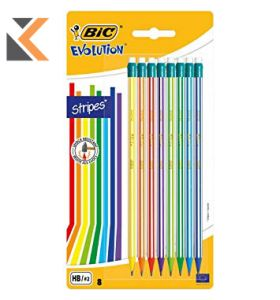 Bic Evolution HB Graphite Pencil - [Box of 12]