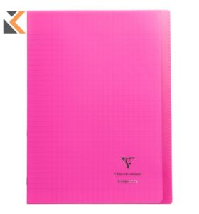 Clairefontaine Koverbook - [A4+ Pink]