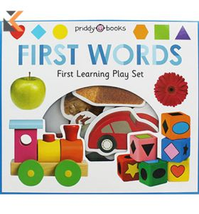 First Learning Play Set - [First Words]