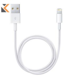 Apple Lightning To Usb 0.5M Cable