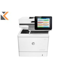 HP Colour Laserjet Enterprise Flow M577C - B5L54A] A4 Multifunction Printer