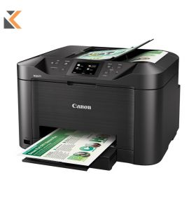Canon - [MB5155] Multifunction Colour A4 Inkjet Printer