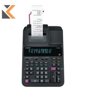 Casio - [FR-620RE] Printing calculator 12 digits