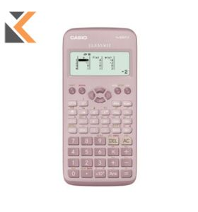 Casio - [FX-83GTX] Plus Scientific Pink Calculator