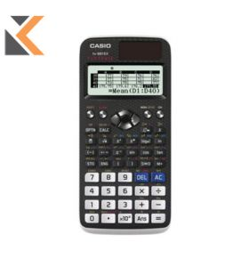 Casio - [FX-991ECX] Advanced Scientific Calculator With SpreadSheet Function
