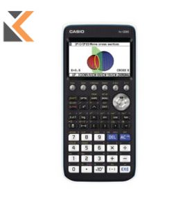 Casio - [FX-CG50] Superior Graphic Calculator With High Resolution Colour Display