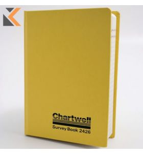 Chartwell Level Survey Book - [192X120mm]
