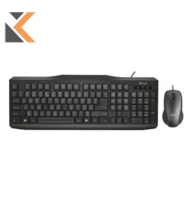 Classicline Wired - [Keyboard And Mouse]