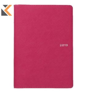 Collins MLB6U501 Melbourne B6 Pink Notebook