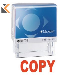 Colop Copy Self-Inking Stamp - [P20Mb]