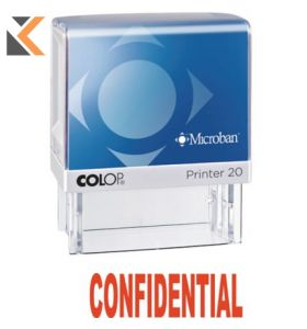 Colop P20Mb Conf Self-Inking Stamp