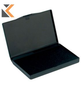 Dormy Replacement Micro Stamp Black Pad - [127 X 88mm]