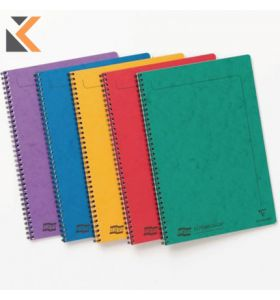 Europa Notebooks Notemaker A4 Assorted Colours - [Pack of 10]
