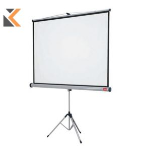 Nobo 1902395W Tripod Projector Screen - [150X100cm] 16:10