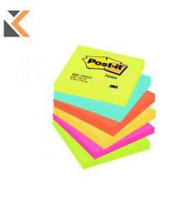 Post-It Notes Energy - Pack 6 - [76X76mm]