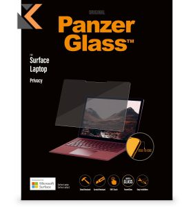 Panzerglass Microsoft Surface Laptop Edge To Edge - [Privacy Screen Protector]