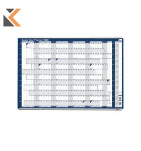 Sasco Aluminium Tracking For Wall Planners - [915 X 610mm]