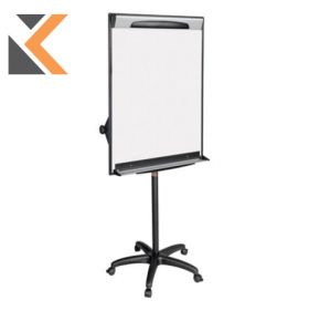 Bi-Office Design Mobile Easel Flipchart