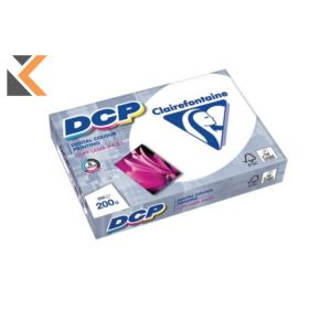 Clairefontaine Dcp-White Paper A3 200Gsm- [1 Ream Of 250 Sheets]