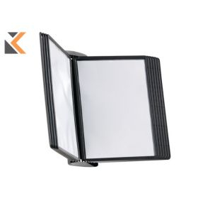 Durable Sherpa Style Wall 10 Display Panel Black System