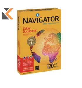 Navigator-Colour Documents 120Gsm A3 Paper – [Ream Of 500 Sheets]