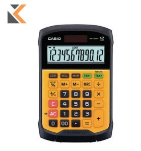 Casio WM-320MT Desktop Calculator - [12 Digit]