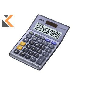 Casio MS-100TER II Desk - [10-Digit] Calculator
