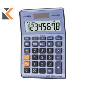 Casio Ms-80VER II Desk Calculator - [8 Digit]