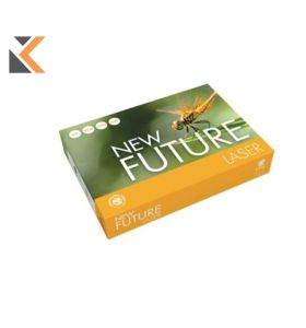 Future-Lasertech 80Gsm White A4 Paper - Box Of 5 Reams - [5 X 500 Sheets]