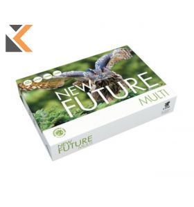 Future Multitech-White A4 Paper  75Gsm - [Box Of 5 Reams - 2500 Sheets]