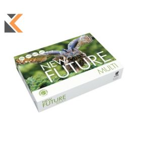 Future Multitech-White A4  Paper 70Gsm - Box Of 5 Reams [2500 Sheets]