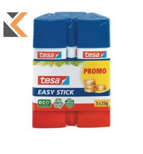 Tesa Easy Glue Sticks 25G - [Pack of 3]