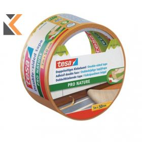 Tesa Eco-Fixation Double Sided Tape - [50mm X 5M]