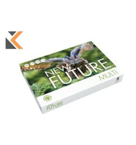 Future Multitech-White 80Gsm A3 Paper - Pack Of 1 Ream [500 Sheets]