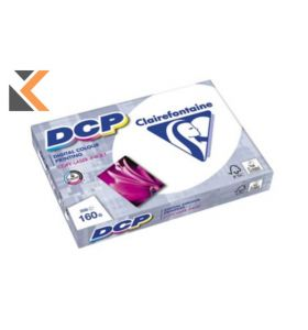 Clairefontaine Dcp-White Paper A3 160 Gsm - [1 Ream Of 250 Sheets]