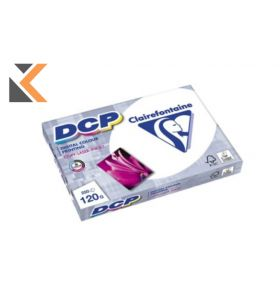Clairefontaine Dcp-White Paper A4 120 Gsm - 1 [Ream Of 250 Sheets]