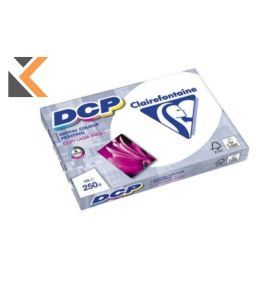 Clairefontaine Dcp-White Paper A3 250 Gsm - [1 Ream Of 125 Sheets]
