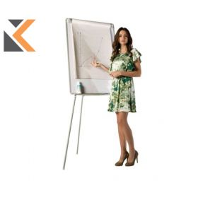 Bi Office Earth-It Flipchart Easel Tripod