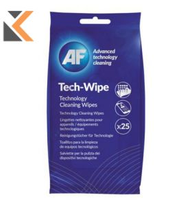 Tech-Wipes - [Pack of 25]