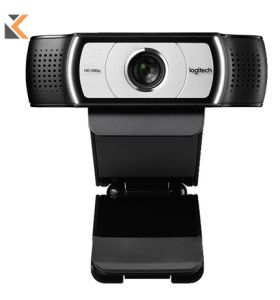 Logitech - [C930E] Skype HD Webcam