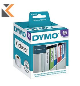 Dymo LW Multi-Purpose/LAF Large Labels, Roll of 110 - [59mm X 190mm]