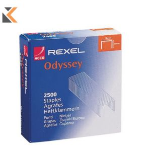 Rexel Odyssey Staples - [Box of 2500]