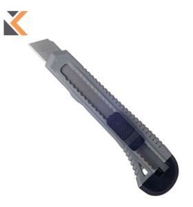 Plastic Knife With 1 Blade - [18 mm]