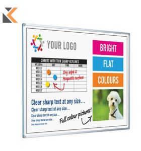 Magiboards Customised Whiteboard - [1500mm X 1200mm]